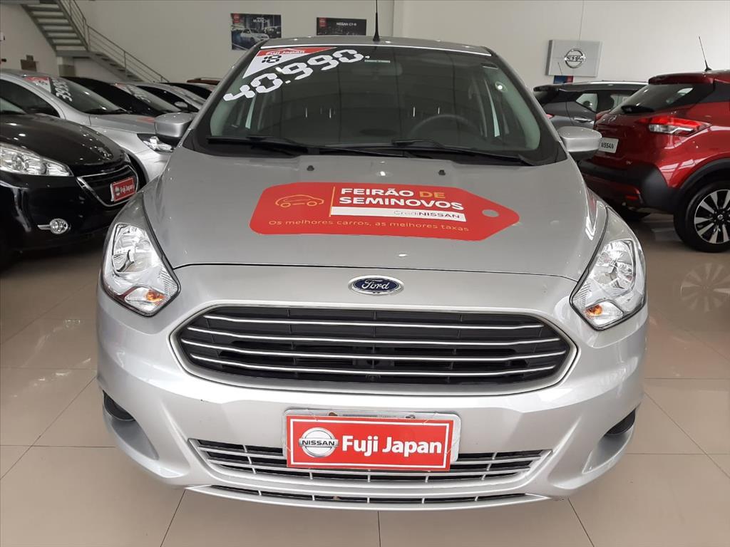 Image Ford-Ka +-1.5 Se 16V Flex 4P Manual-467944