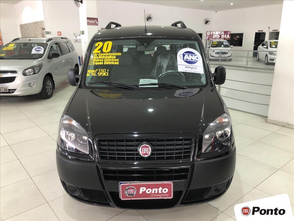 FIAT DOBLÒ 2020 - 1.8 MPI ESSENCE 7L 16V FLEX 4P MANUAL