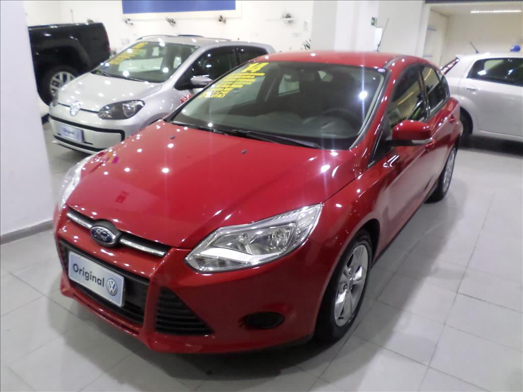 FORD FOCUS 2014 - 1.6 S 16V FLEX 4P MANUAL