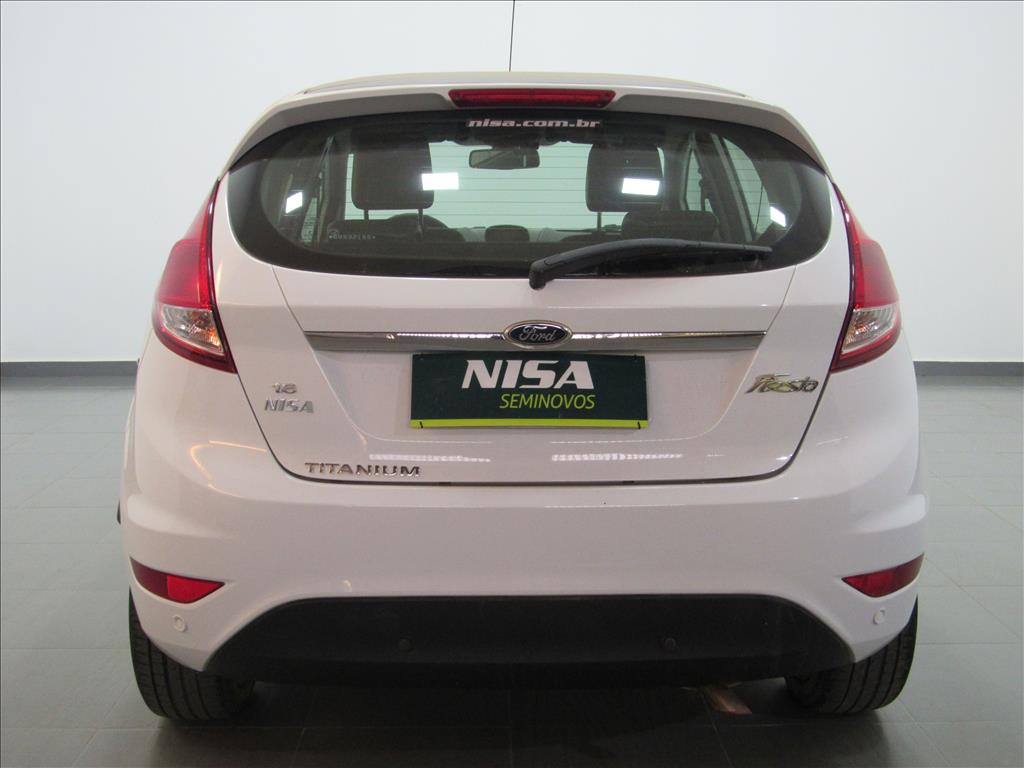 Ford - Fiesta - 1.6 Se Sedan 16v Flex 4p Powershift