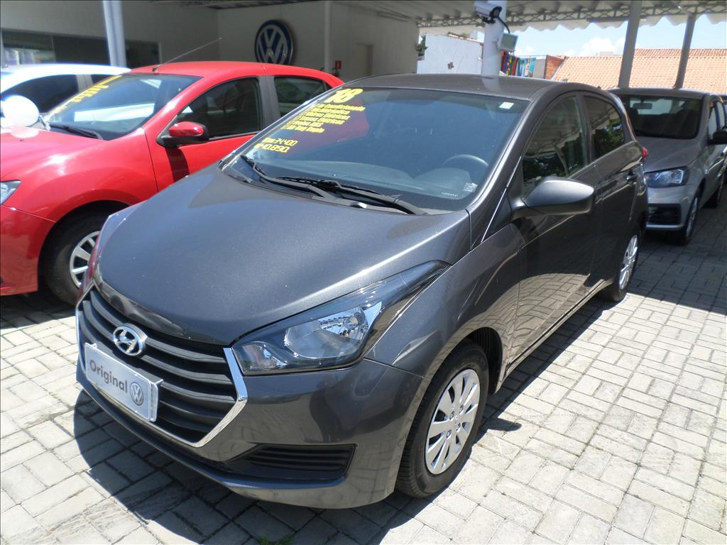 HYUNDAI HB20 2018 - 1.0 COMFORT 12V FLEX 4P MANUAL