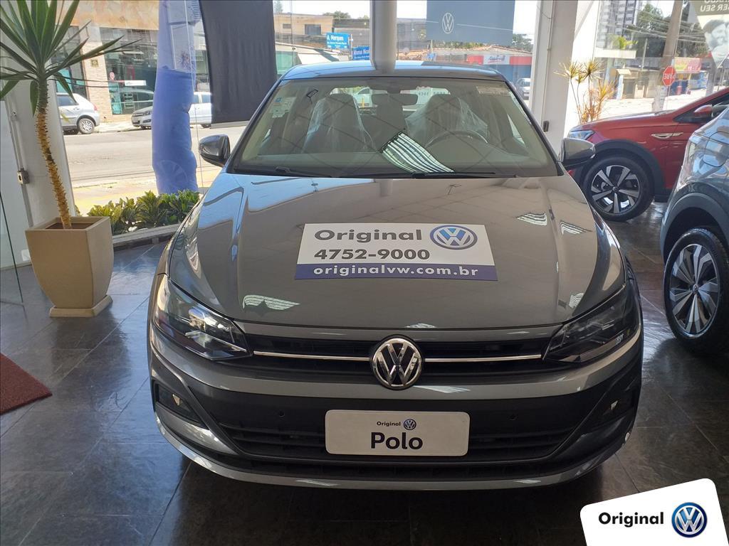 VOLKSWAGEN POLO 2020 - 1.0 200 TSI COMFORTLINE AUTOMÁTICO