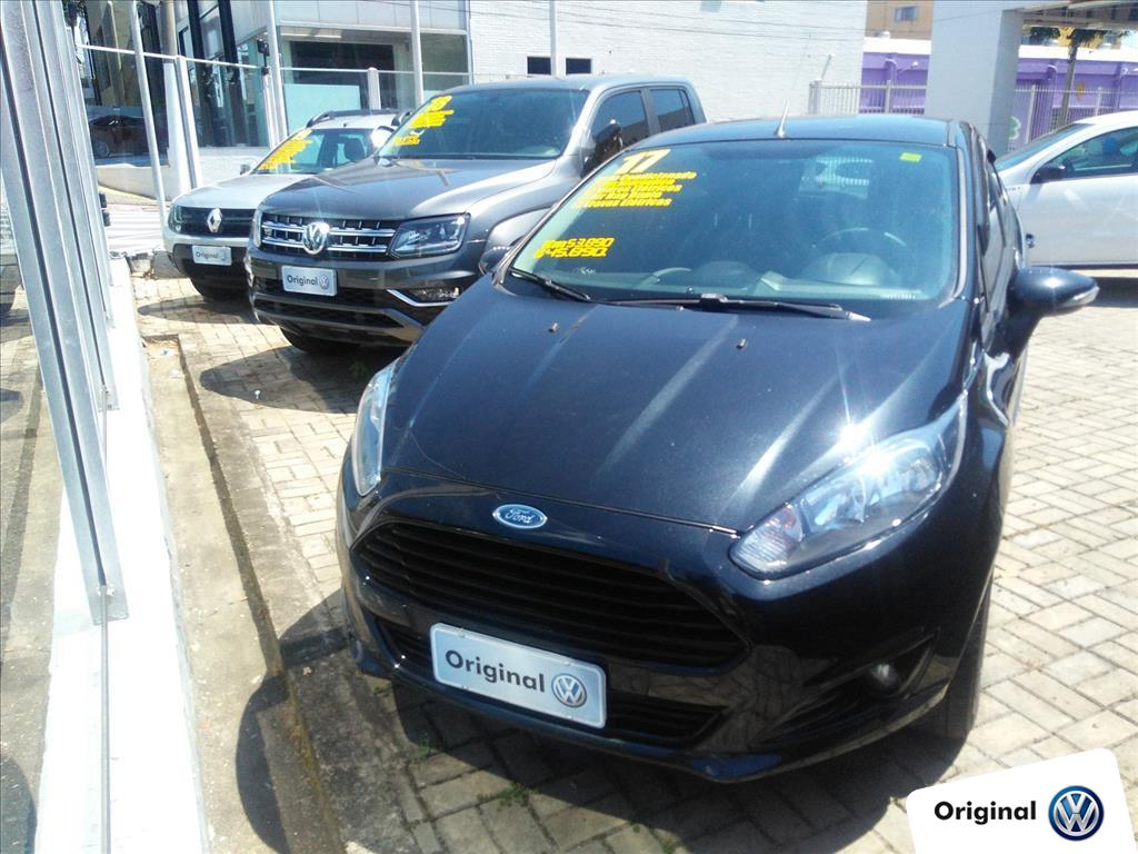 FORD FIESTA 2017 - 1.6 SEL HATCH 16V FLEX 4P MANUAL