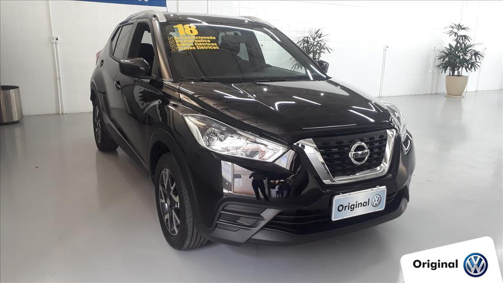 NISSAN KICKS 2018 - 1.6 16V FLEXSTART S DIRECT 4P XTRONIC