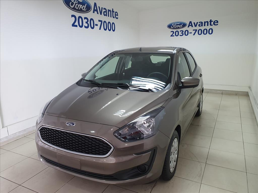 FORD KA 2020 - 1.0 SE 12V FLEX 4P MANUAL