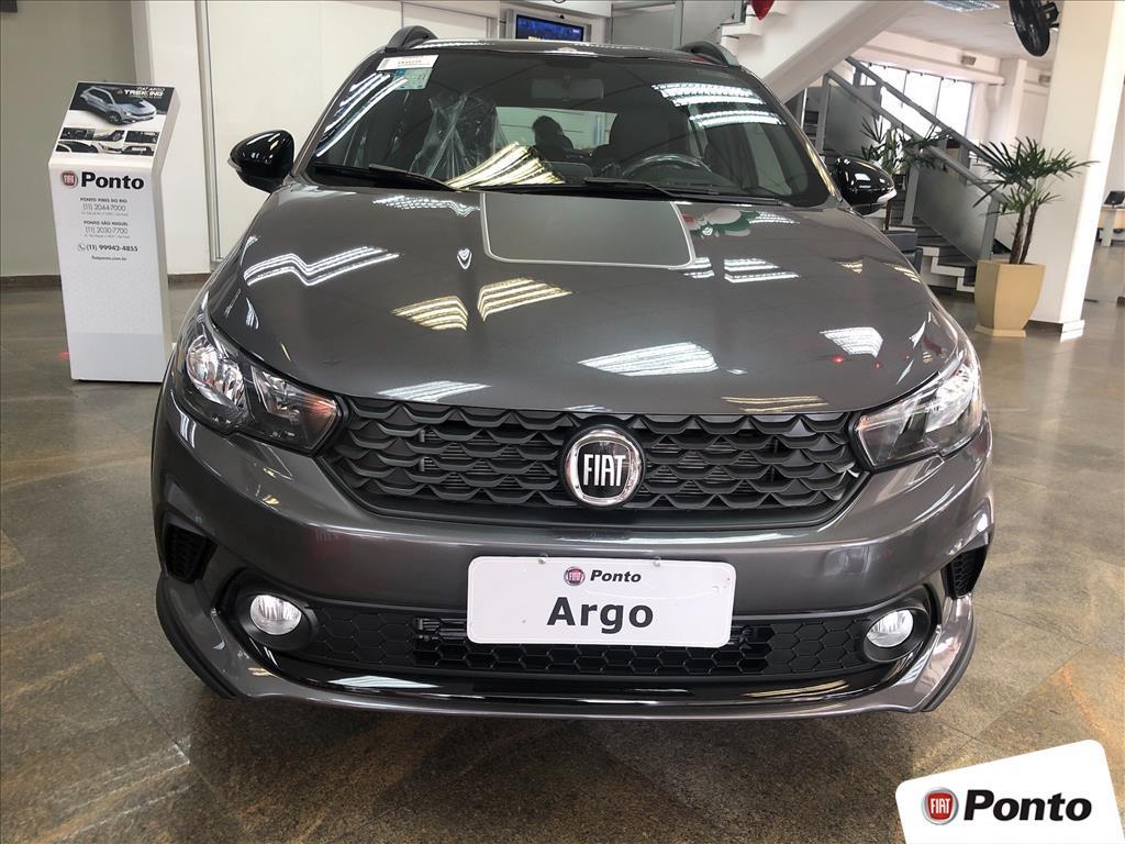 FIAT ARGO 2020 - 1.8 E.TORQ FLEX TREKKING AT6
