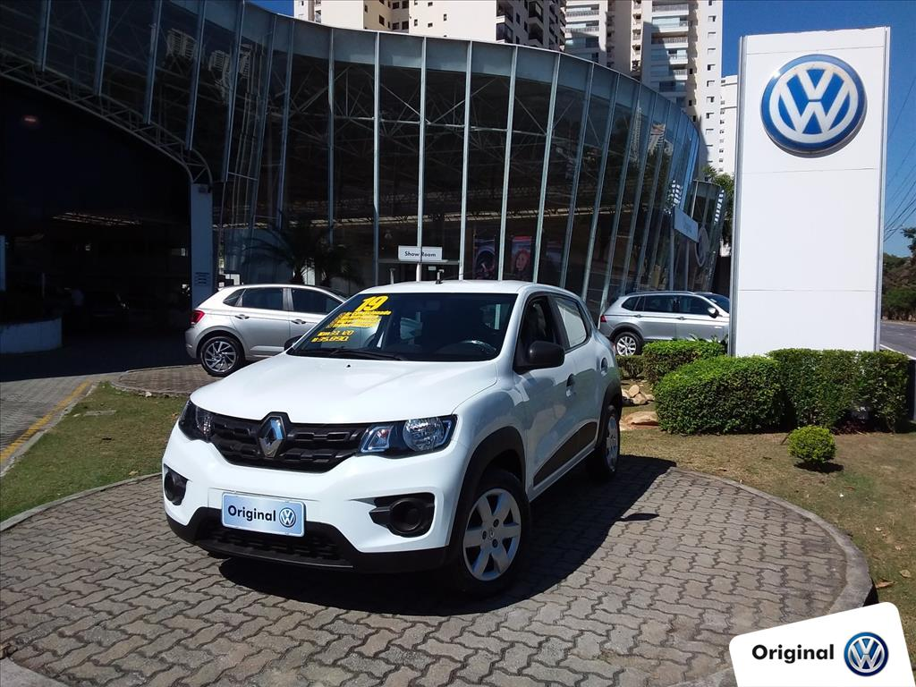 RENAULT KWID 2019 - 1.0 12V SCE FLEX ZEN MANUAL
