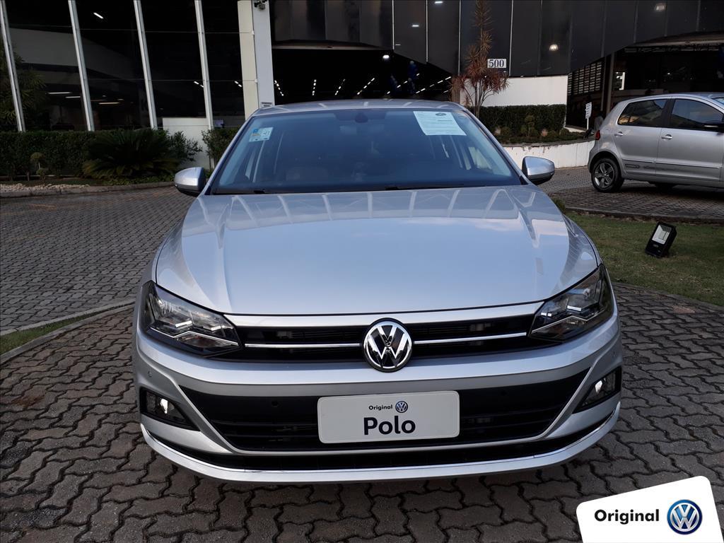 VOLKSWAGEN POLO 2020 - 1.0 200 TSI HIGHLINE AUTOMÁTICO