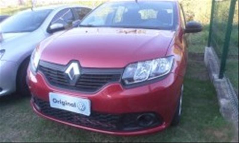 RENAULT SANDERO 2017 - 1.0 12V SCE FLEX AUTHENTIQUE 4P MANUAL