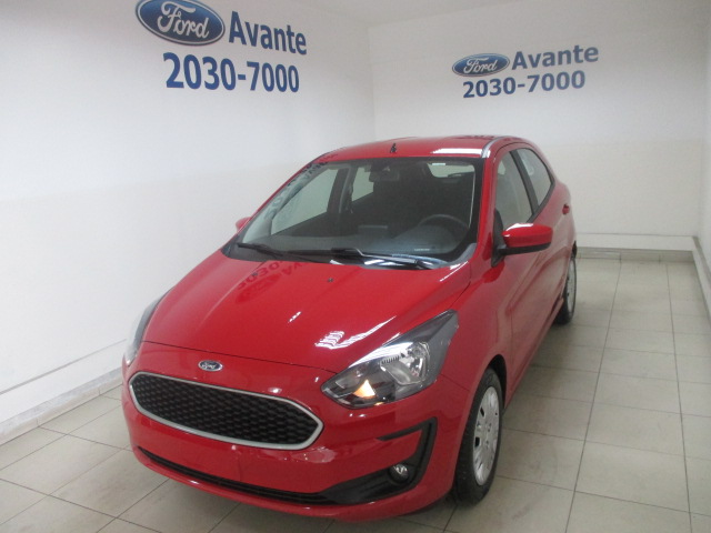 FORD KA 2020 - 1.0 SE PLUS 12V FLEX 4P MANUAL