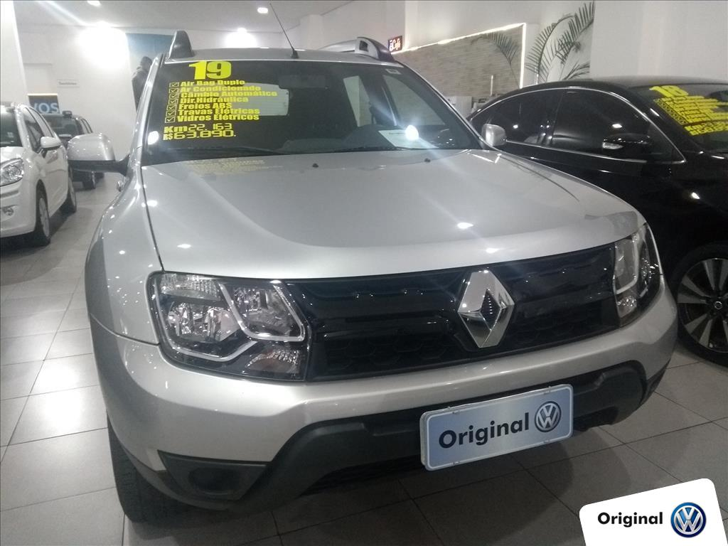 RENAULT DUSTER 2019 - 1.6 16V SCE FLEX EXPRESSION X-TRONIC