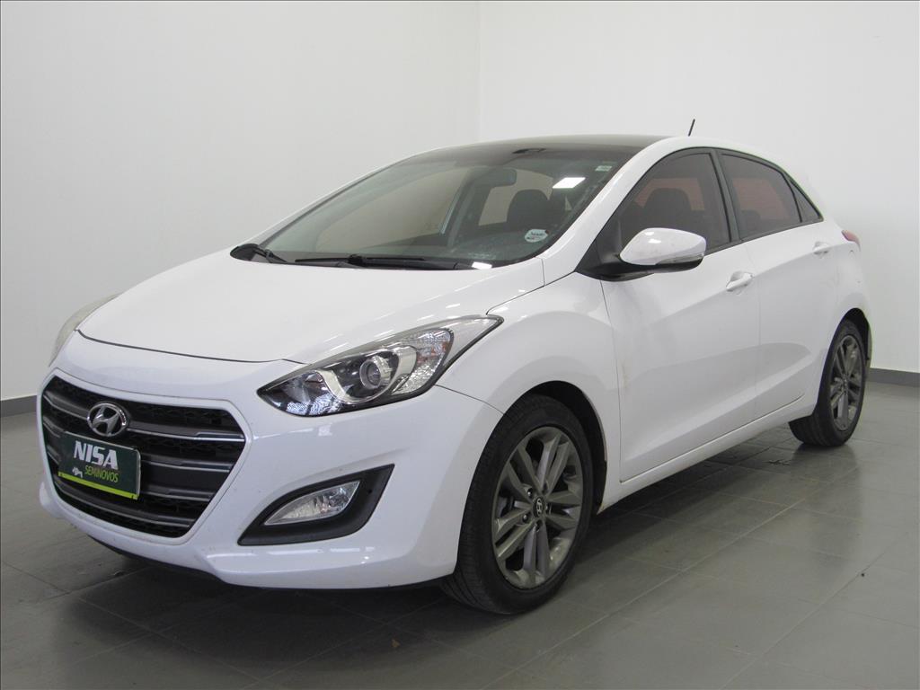 Image Hyundai - I30 - 1.8 Mpi 16v Gasolina 4p Automatico