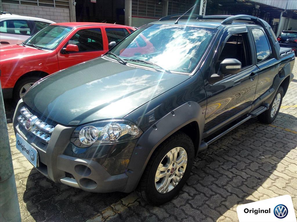 FIAT STRADA 2012 - 1.8 MPI ADVENTURE LOCKER CD 16V FLEX 2P MANUAL