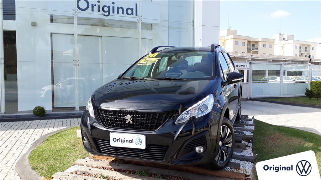 PEUGEOT 2008 2020 - 1.6 16V FLEX ALLURE PACK 4P AUTOMÁTICO