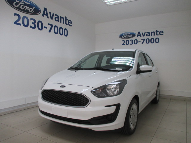 FORD KA 2019 - 1.5 TI-VCT FLEX SE MANUAL