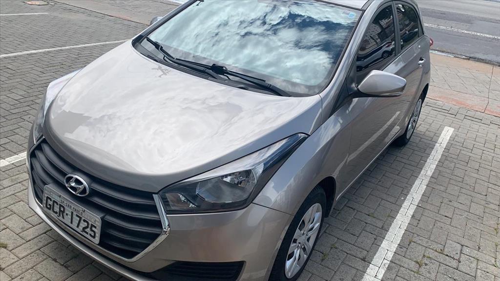 Image Hyundai-Hb20-1.6 Comfort Plus 16v Flex 4p Automático-838231
