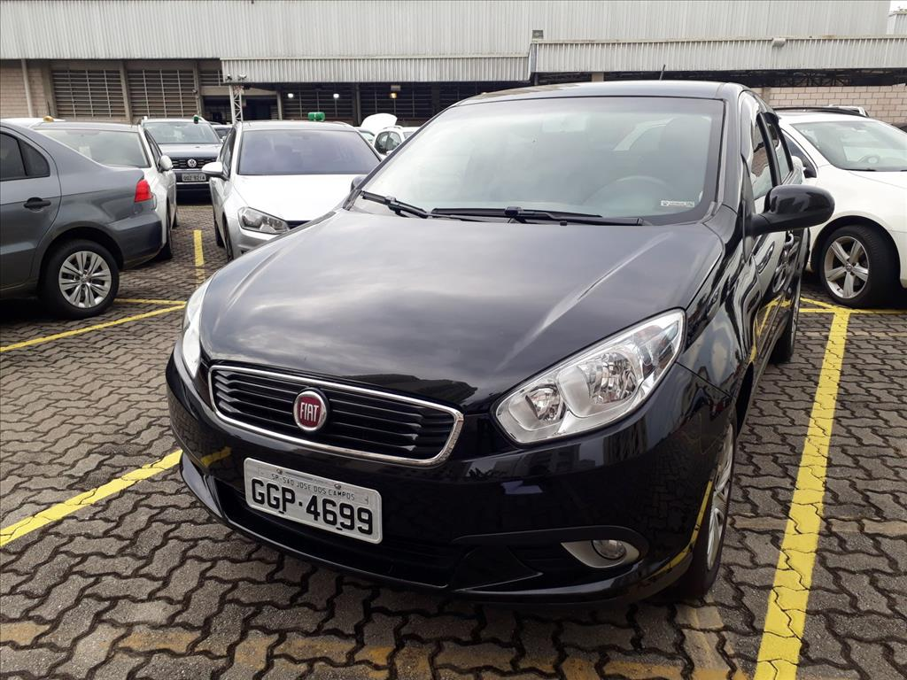 FIAT GRAND SIENA 2018 - 1.4 MPI ATTRACTIVE 8V FLEX 4P MANUAL