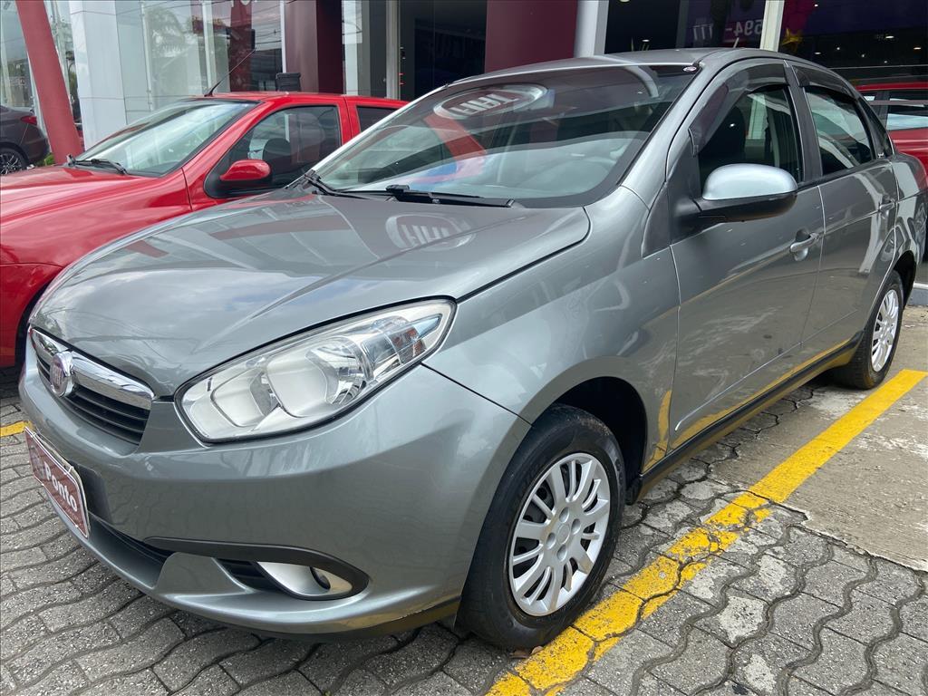 FIAT SIENA 2013 - 1.4 MPI ATTRACTIVE 8V FLEX 4P MANUAL