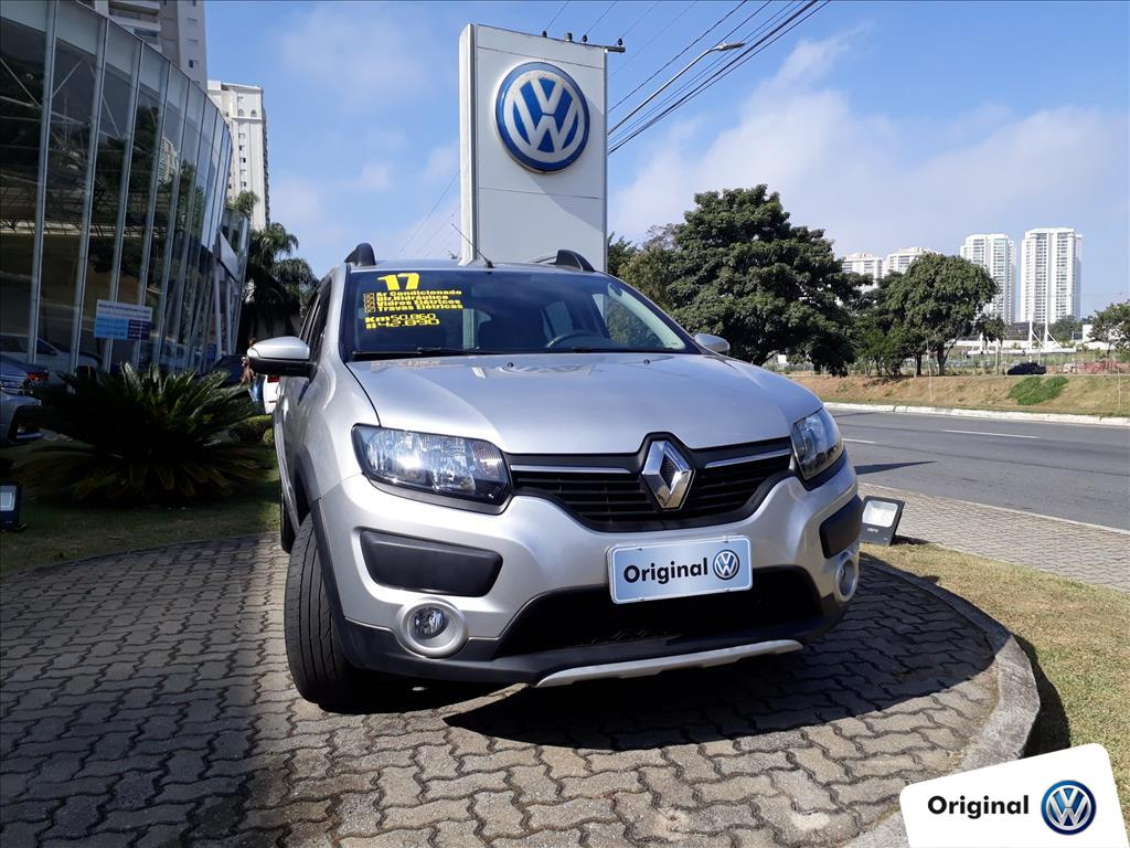 RENAULT SANDERO 2017 - 1.6 STEPWAY 8V FLEX 4P MANUAL