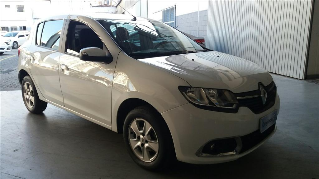 RENAULT SANDERO 2015 - 1.6 DYNAMIQUE 8V FLEX 4P MANUAL