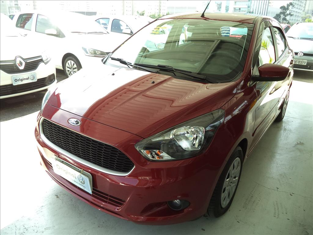 FORD KA 2018 - 1.5 SE 16V FLEX 4P MANUAL