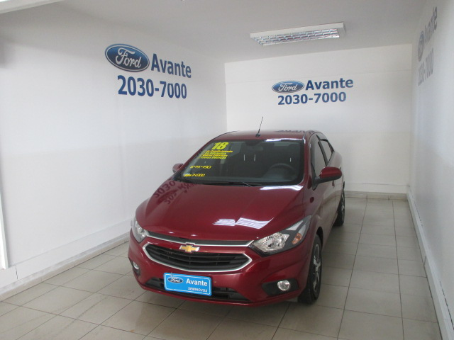 CHEVROLET PRISMA 2018 - 1.4 MPFI LT 8V FLEX 4P MANUAL