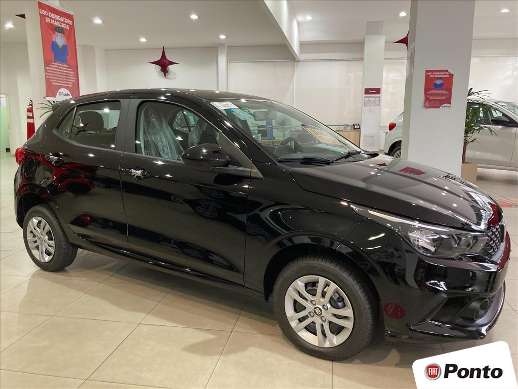 FIAT ARGO 2021 - 1.0 FIREFLY FLEX DRIVE MANUAL