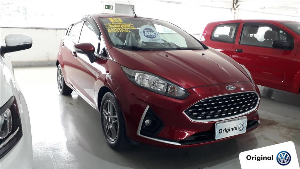 FORD FIESTA 2019 - 1.6 TI-VCT FLEX SEL MANUAL