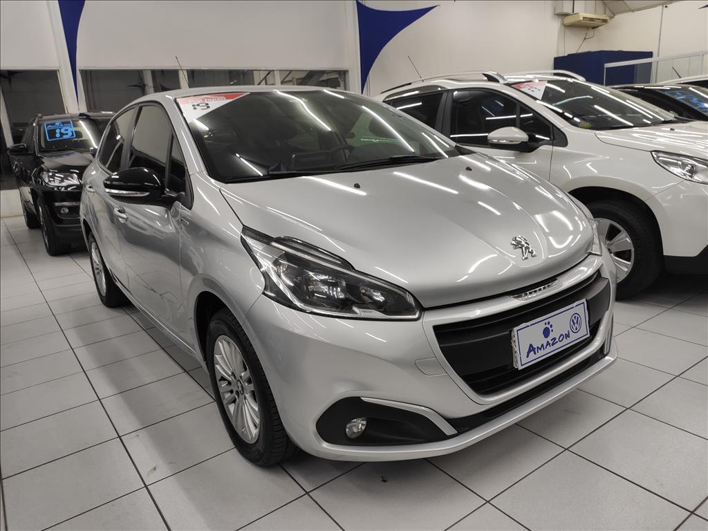 Image Peugeot-208-1.6 Inconcert 16v Flex 4p Automático-565378