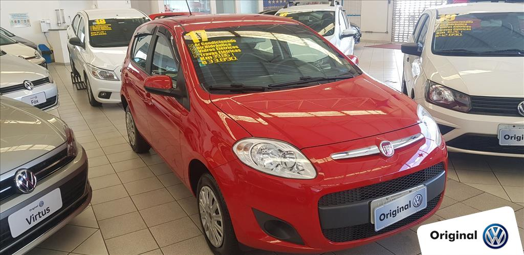 FIAT PALIO 2017 - 1.0 MPI ATTRACTIVE 8V FLEX 4P MANUAL