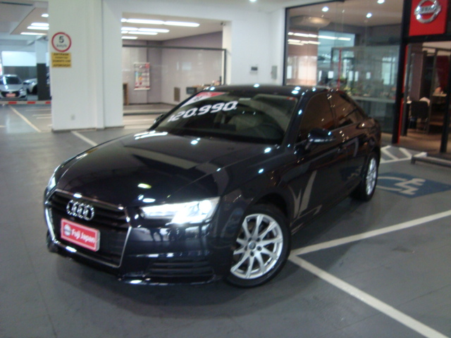 Image Audi-a4-2.0 tfsi attraction gasolina 4p s tronic-365979