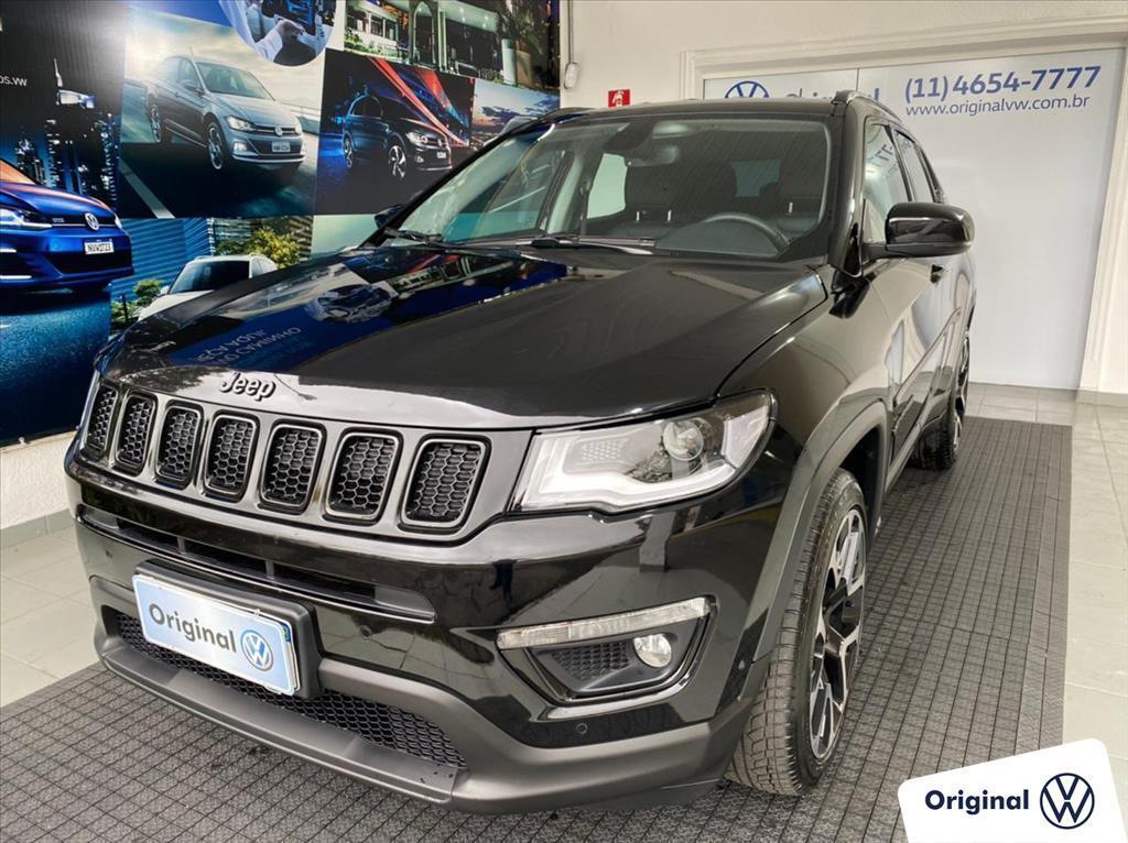 JEEP COMPASS 2021 - 2.0 16V FLEX LONGITUDE AUTOMÁTICO