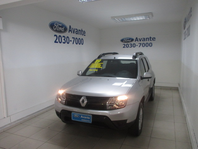 RENAULT DUSTER 2019 - 1.6 16V SCE FLEX AUTHENTIQUE X-TRONIC