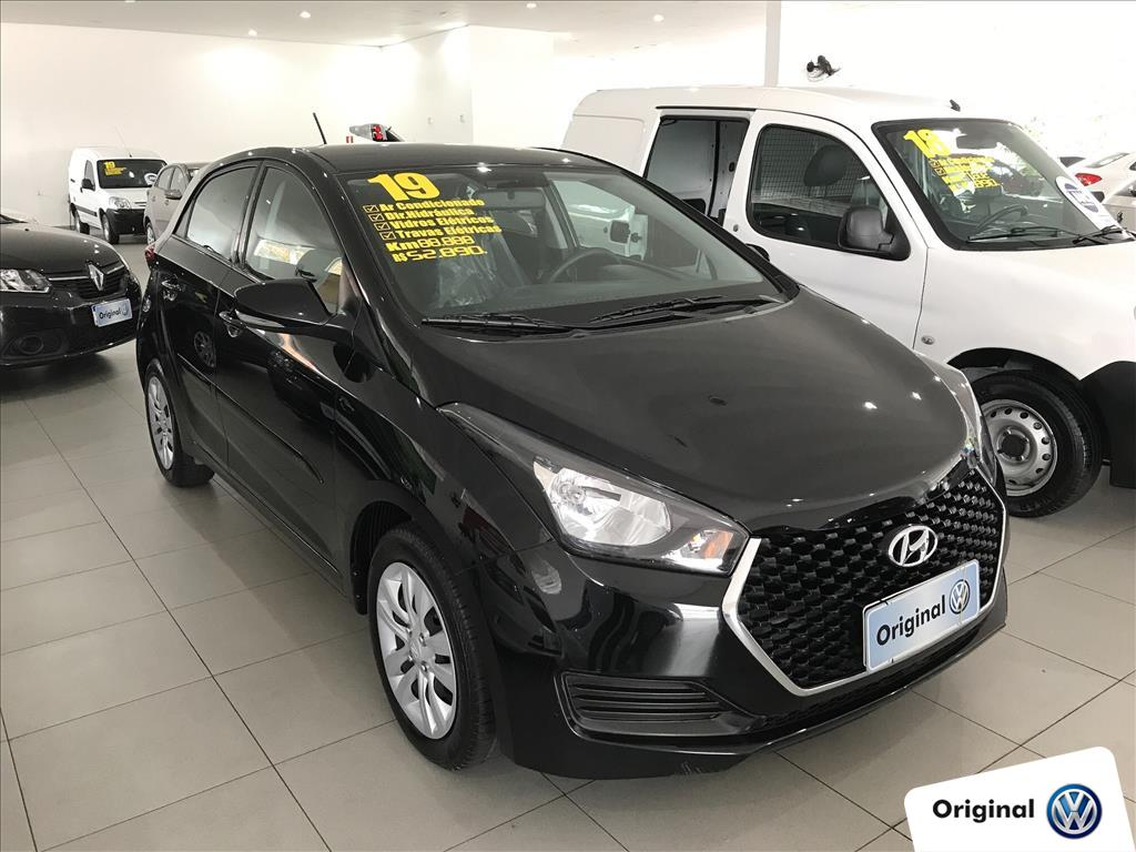 HYUNDAI HB20 2019 - 1.0 COMFORT PLUS 12V FLEX 4P MANUAL