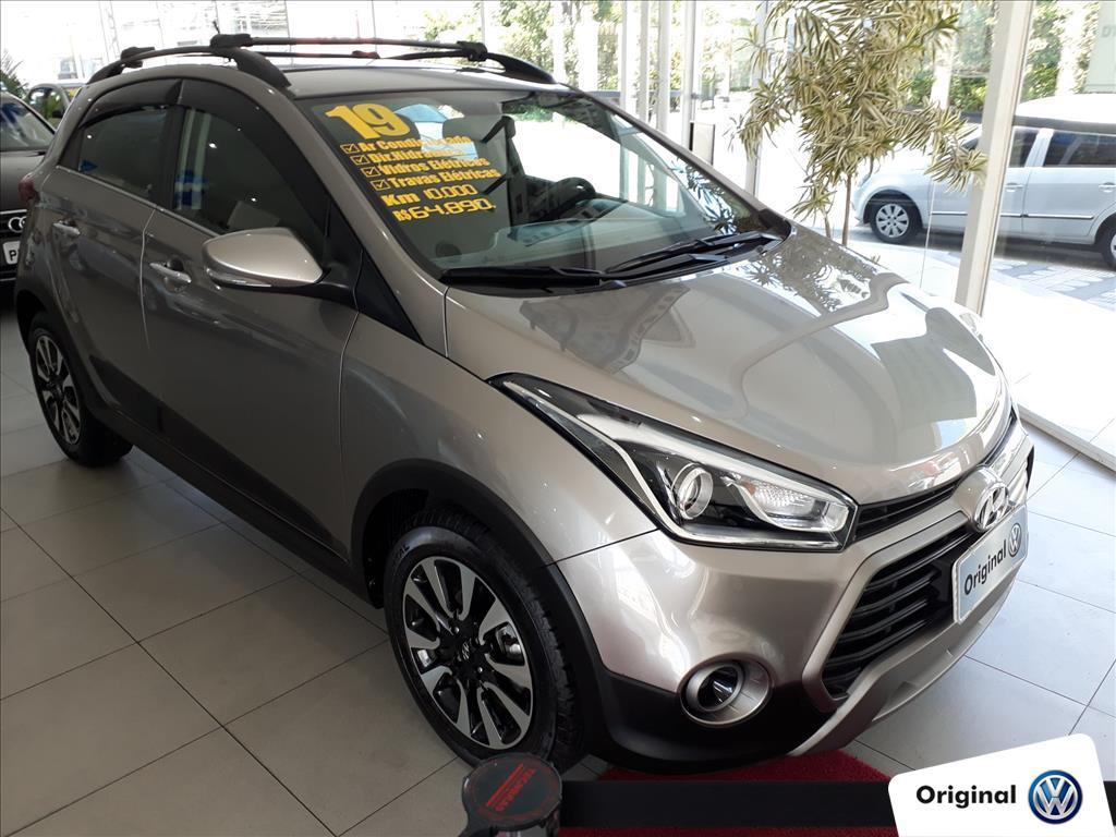 HYUNDAI HB20X 2019 - 1.6 16V PREMIUM FLEX 4P AUTOMÁTICO