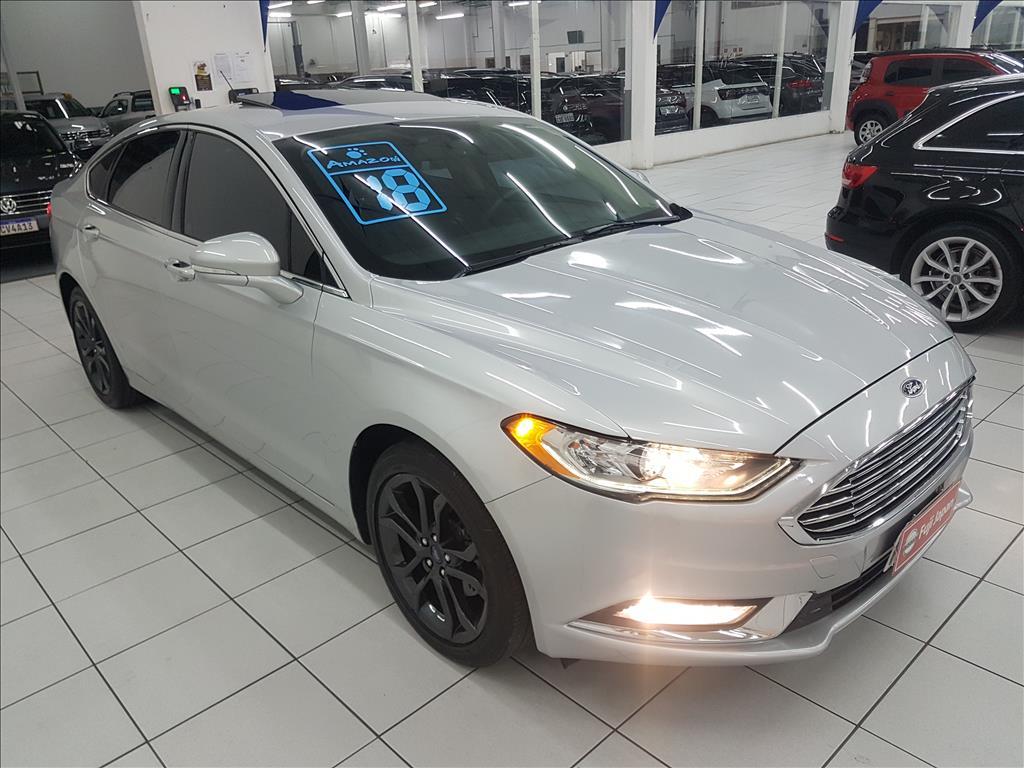 Image Ford-Fusion-2.0 Sel 16v Gasolina 4p Automático-791596