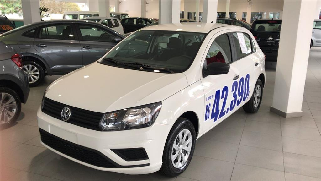 VOLKSWAGEN GOL 2019 - 1.0 12V MPI TOTALFLEX 4P MANUAL