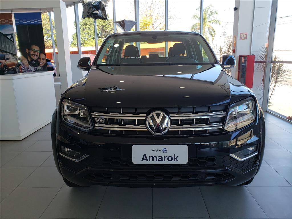 VOLKSWAGEN AMAROK 2019 - 3.0 V6 TDI HIGHLINE CD DIESEL 4MOTION AUTOMÁTICO