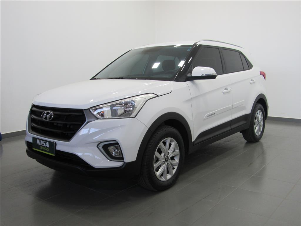 Image Hyundai - Creta - 1.6 16v Flex Action Automático