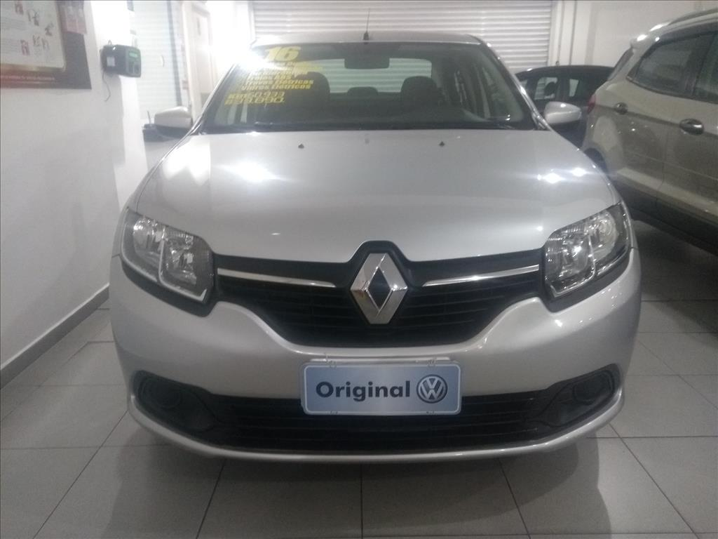 RENAULT LOGAN 2016 - 1.0 EXPRESSION 16V FLEX 4P MANUAL