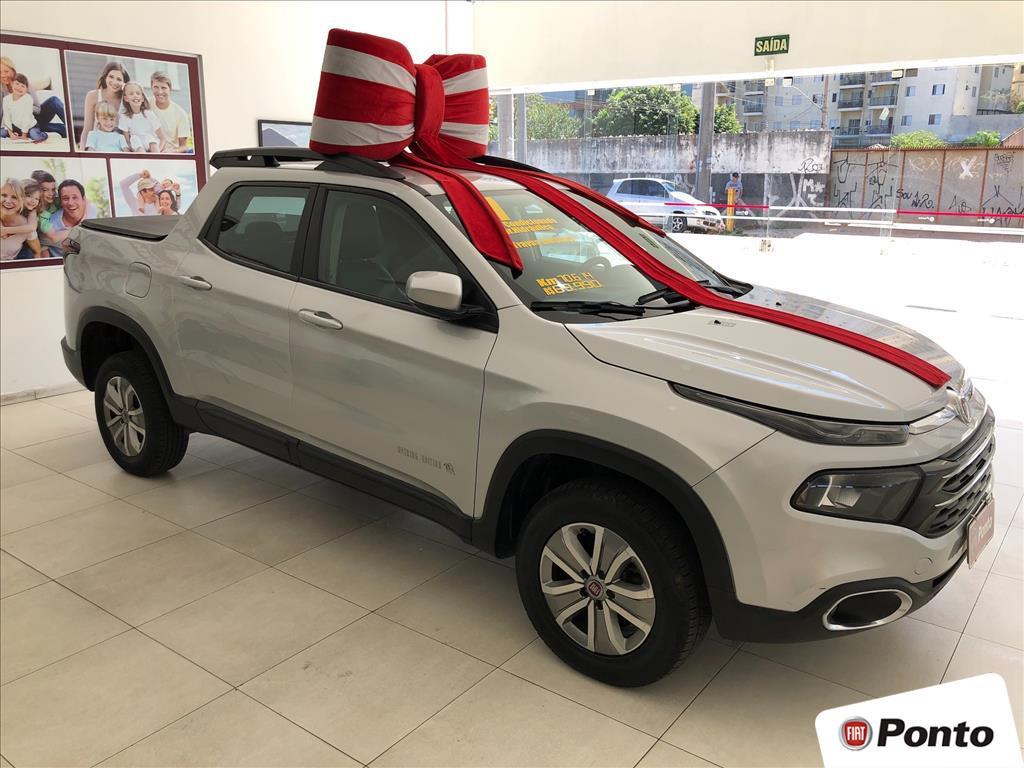 FIAT TORO 2017 - 1.8 16V EVO FLEX FREEDOM OPEN EDITION AUTOMÁTICO
