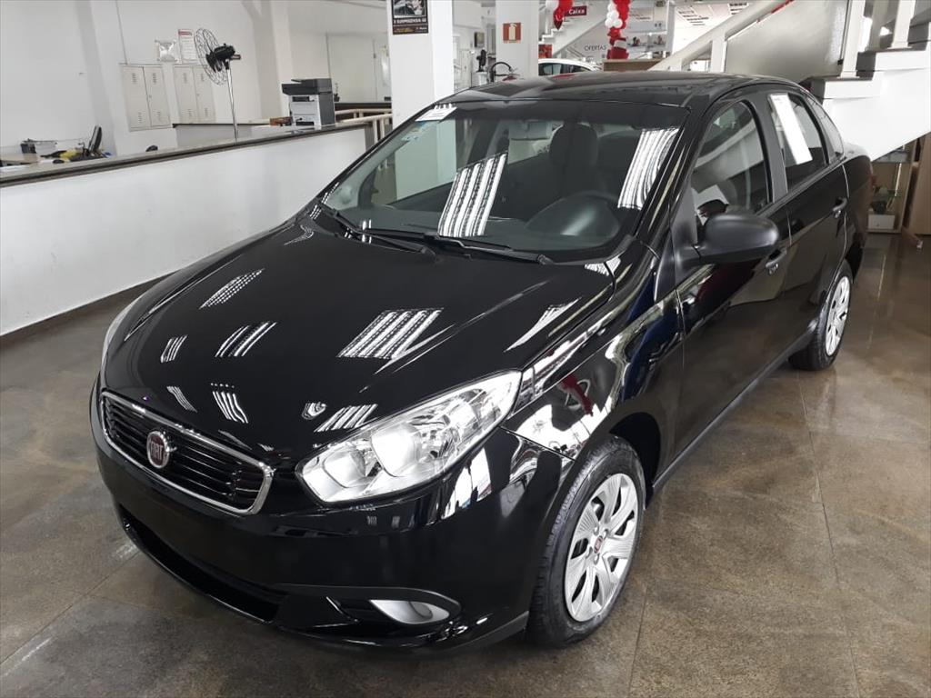 FIAT GRAND SIENA 2019 - 1.4 MPI ATTRACTIVE 8V FLEX 4P MANUAL