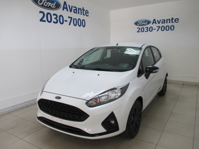 FORD FIESTA 2019 - 1.6 TIVCT FLEX SE STYLE MANUAL