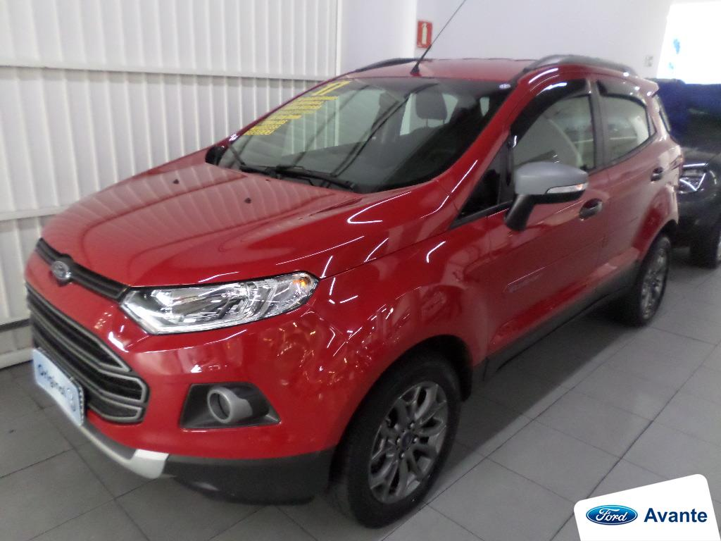 FORD ECOSPORT 2017 - 1.6 FREESTYLE 16V FLEX 4P POWERSHIFT