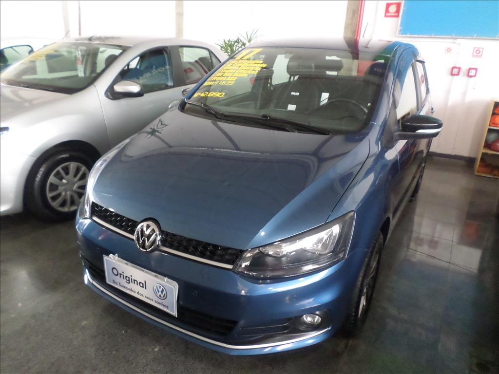 VOLKSWAGEN FOX 2017 - 1.6 MSI RUN 8V FLEX 4P MANUAL