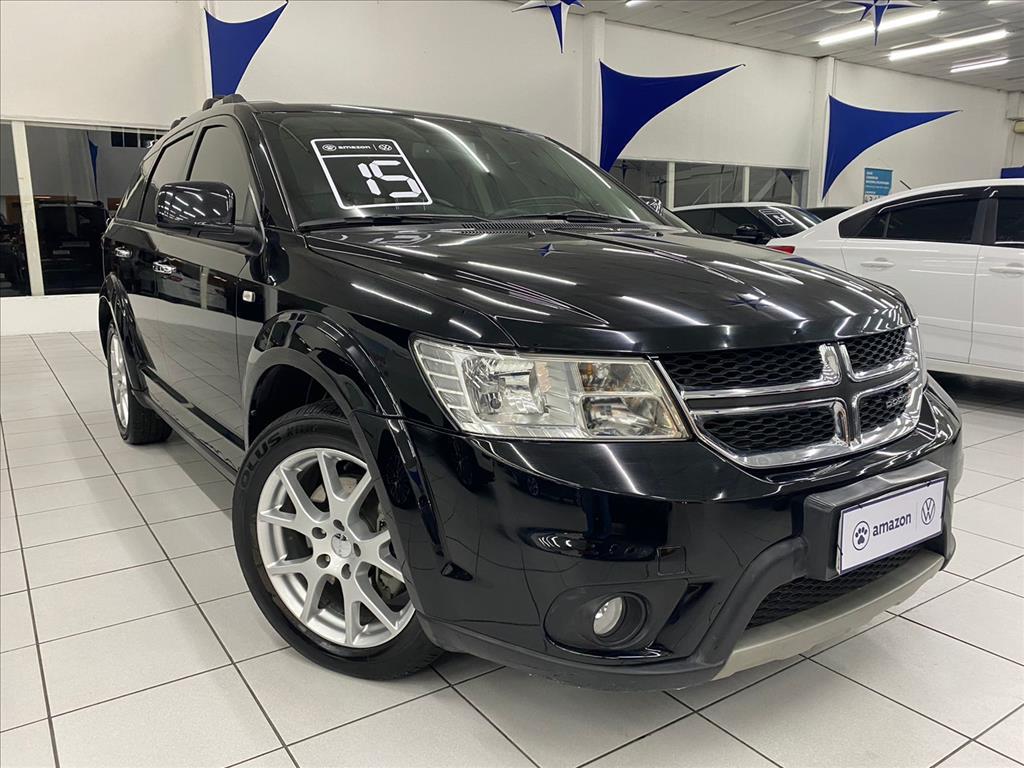 Image Dodge - Journey - 3.6 Rt V6 Gasolina 4p Automático