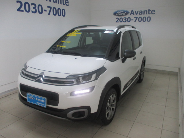 CITROËN AIRCROSS 2017 - 1.5 LIVE 8V FLEX 4P MANUAL