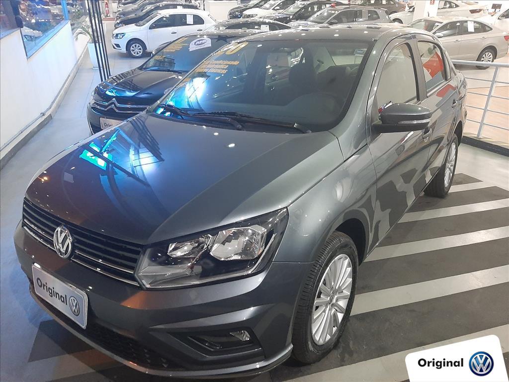 VOLKSWAGEN VOYAGE 2020 - 1.6 16V MSI TOTALFLEX 4P AUTOMÁTICO