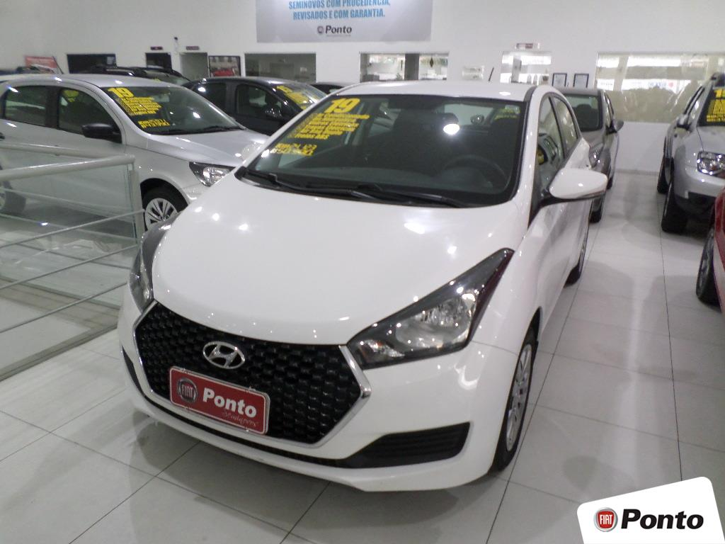 HYUNDAI HB20 2019 - 1.6 COMFORT PLUS 16V FLEX 4P MANUAL