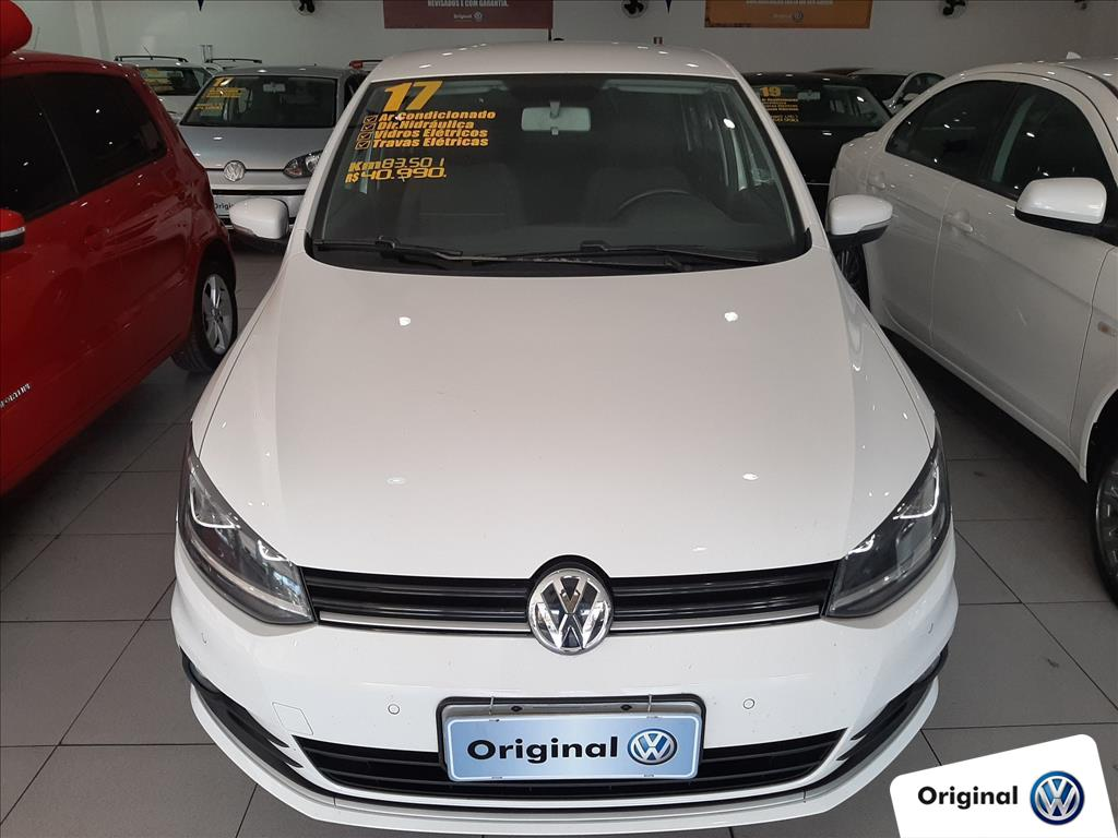 VOLKSWAGEN FOX 2017 - 1.6 MSI COMFORTLINE 8V FLEX 4P MANUAL